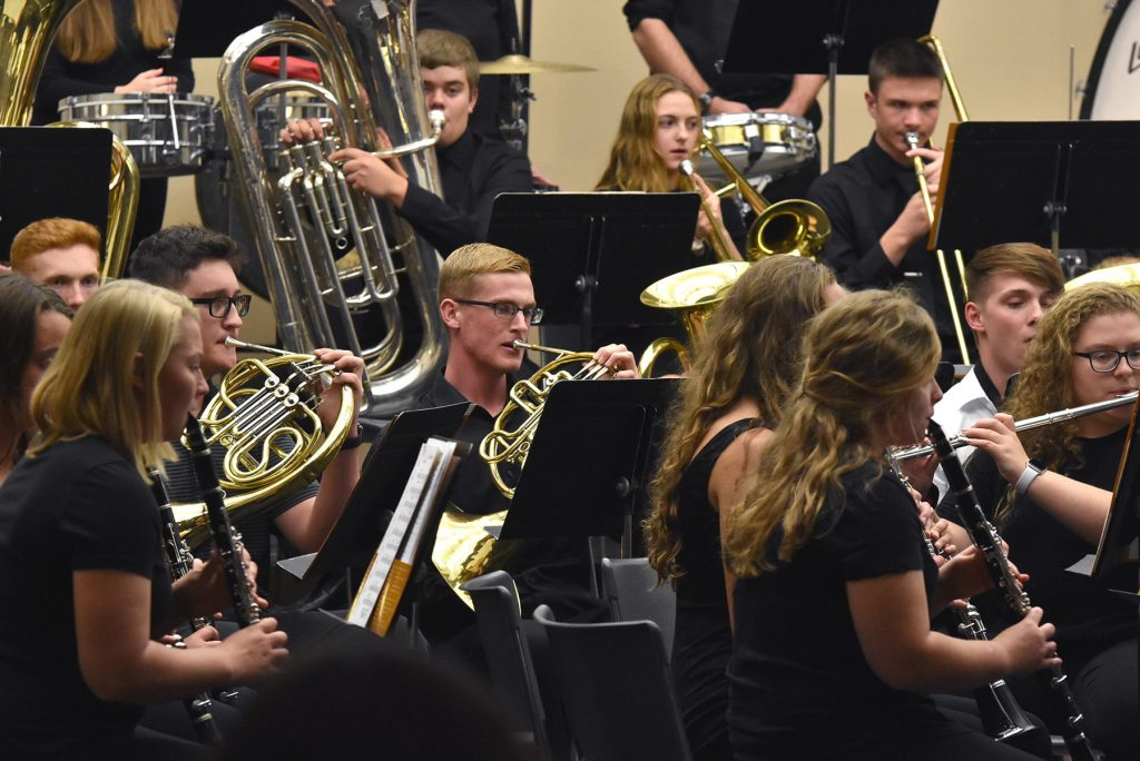 Over 65 high school musicians and vocalists to participate in HAWKFEST at Northeast Community College