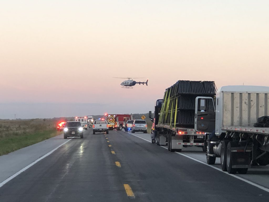 UPDATE: Two Killed in Head-On Accident East of Wisner