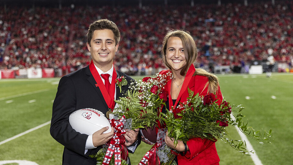 West Point Native Jahnke Elected UNL Homecoming Queen