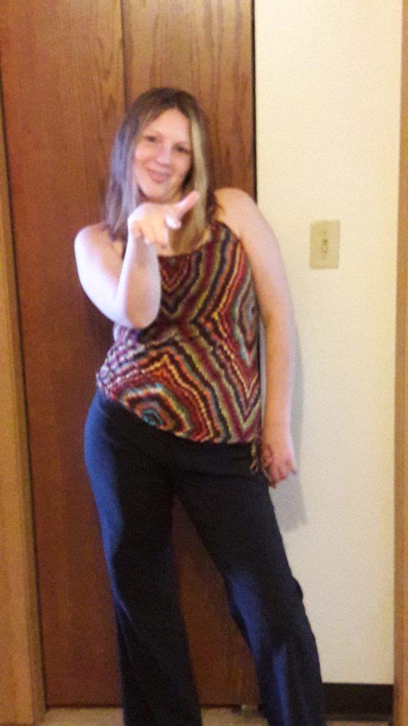 """Gabrielle """"Gabby"""" Mae Jurgensen, age 23, of North Platte, Nebraska"""