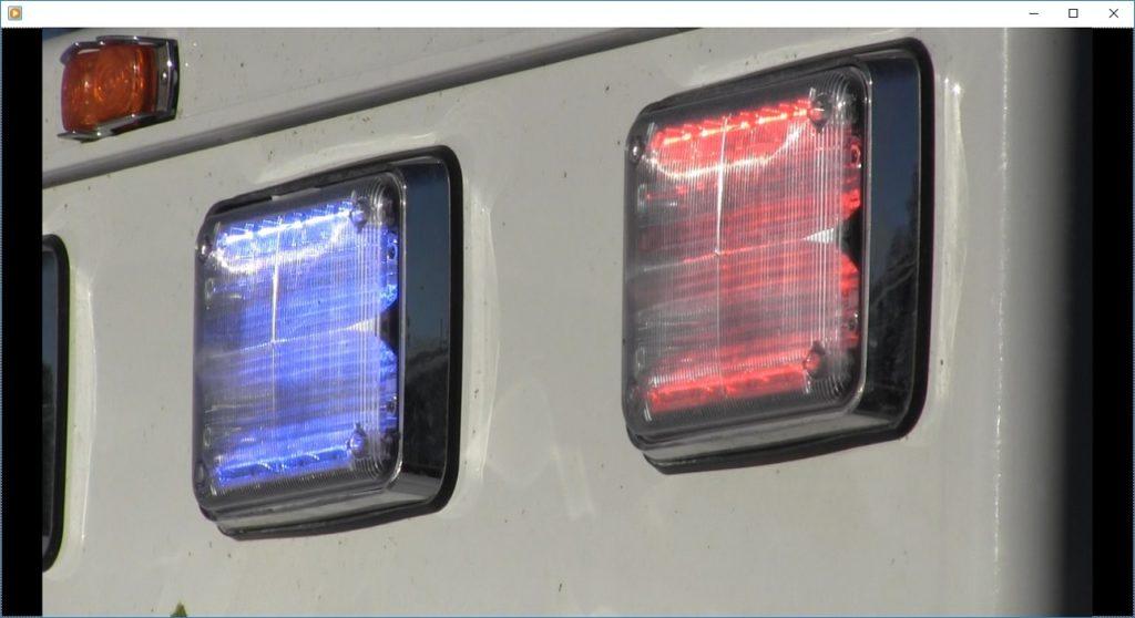 Fire at Nebraska prison sends 1 person to hospital