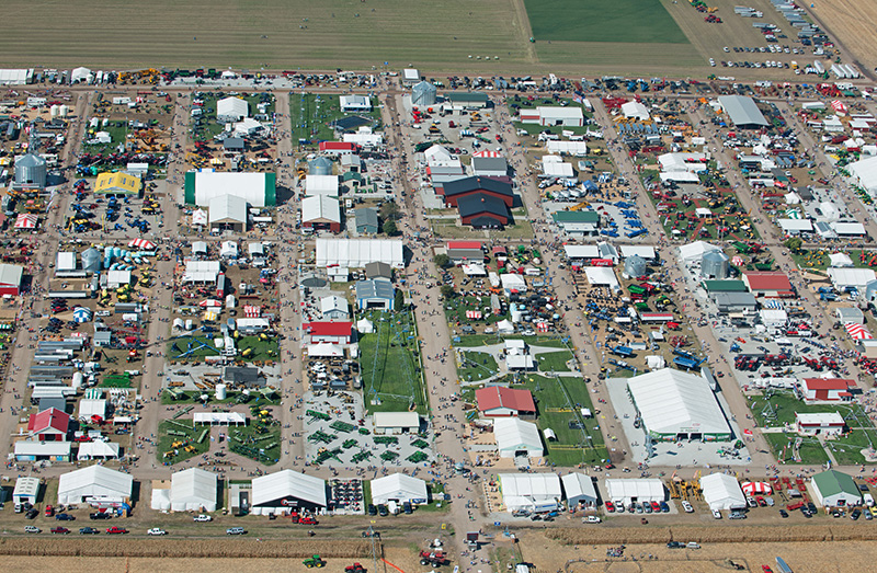 Husker Harvest Days Brings Big Crowds to Hall County