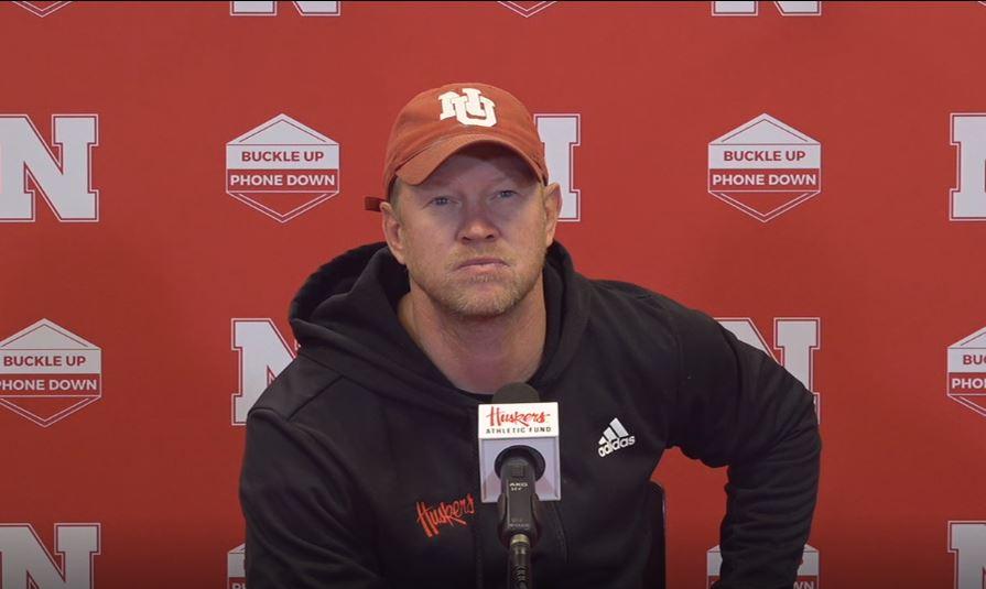 Scott Frost | Press Conference | 2021 Nebraska vs #3 Oklahoma