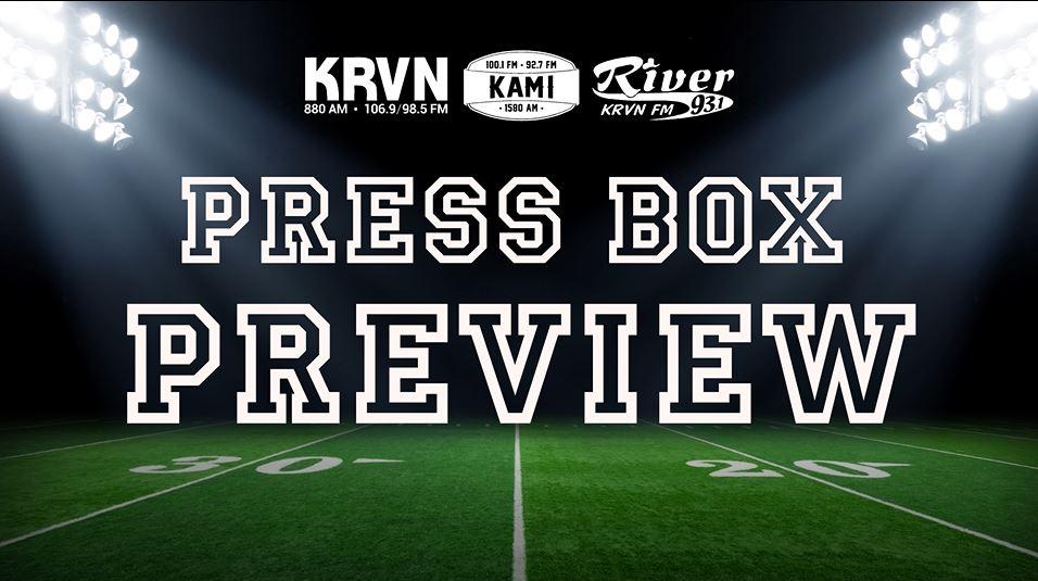 Press Box Preview   Central Nebraska Football Preview   Season 2, Episode 9
