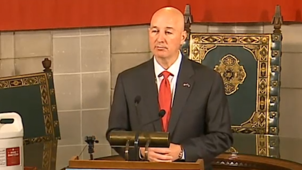 Gov. Ricketts Declares State Disaster for Areas Affected by July 9-10 Windstorms