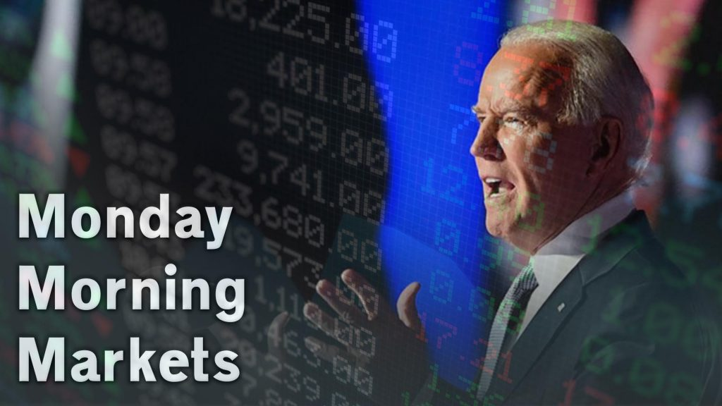 Will China stop buying corn and soybeans under a Biden Presidency? | Monday Morning Markets