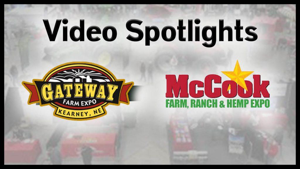 Video Spotlights: Area farm shows underway