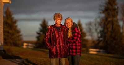 Nebraska farmer wins the 2020 Syngenta #RootedinAg contest