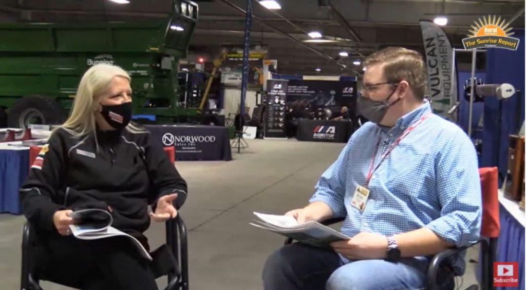 The Sunrise Report LIVE from the Nebraska Ag Expo   Wednesday`
