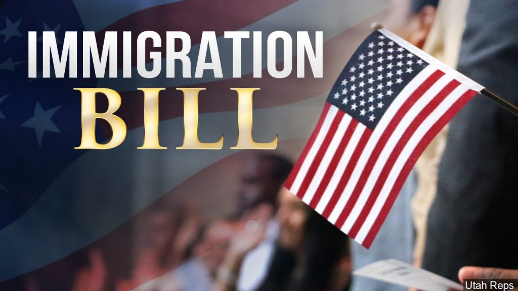 Biden Immigration Bill introduced in Congress