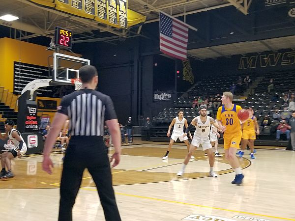 UNK Unable To Hold Off Missouri Western