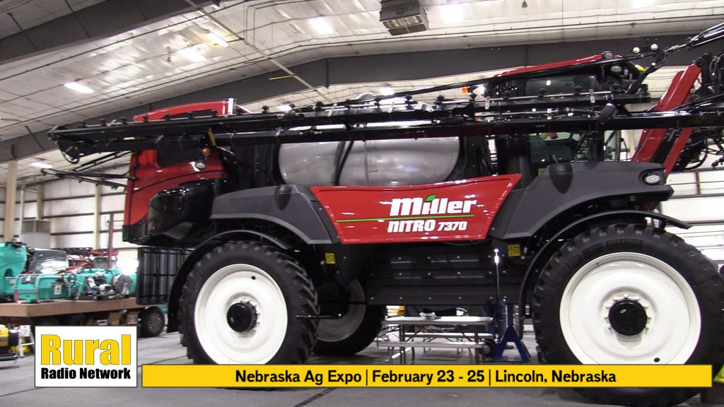 Sprayers in all Shapes and Sizes | Select Sprayers at the Nebraska Ag Expo