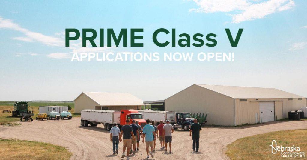 NeCGA extends application deadline for PRIME Class V