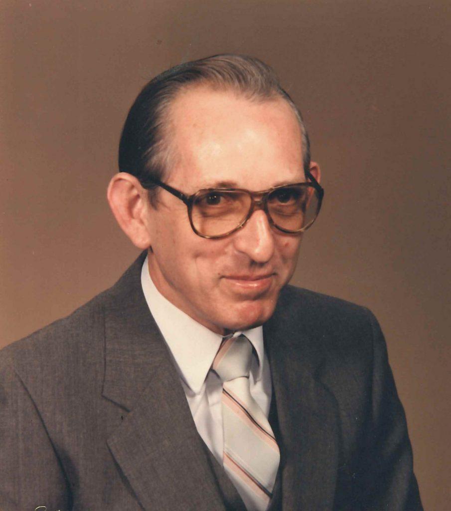 Rev. Warren Lee Belfire, 83 years of age of Holdrege