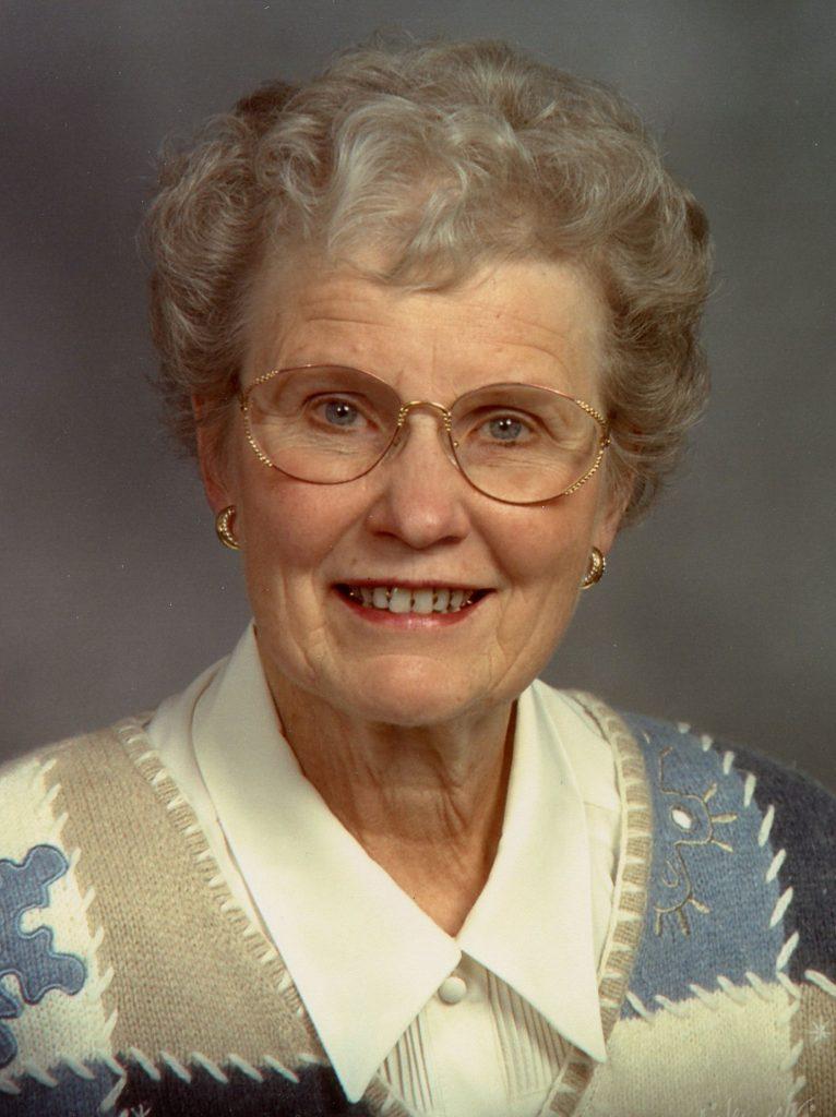Ethel Ione (Brodin) Gierhan, 88, formerly of Lexington, Nebraska