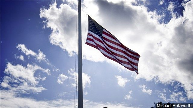 Flags to Fly at Half-Staff to Honor Victims of Supermarket Shooting in Colorado