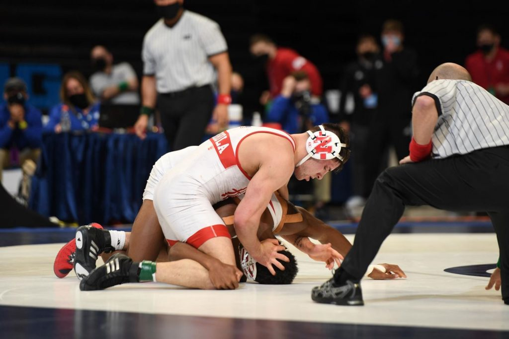 Huskers Finish 3rd At Big Ten Championships
