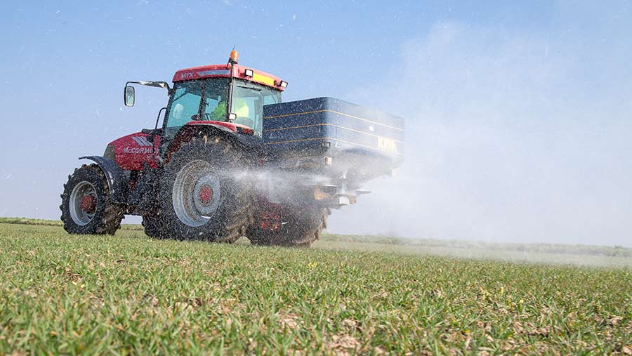Sen. Moran leads call on the ITC to oppose new duties on phosphate fertilizers