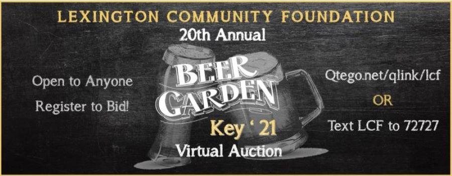 Lexington Community Foundation slider 2021