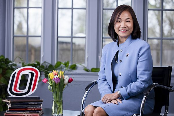 Joanne Li confirmed as UNO chancellor; will assume role July 1
