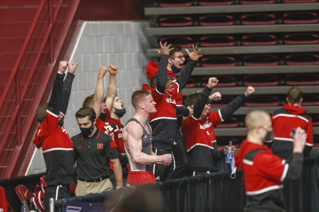 Nebraska Places 4th in NCAA Tournament