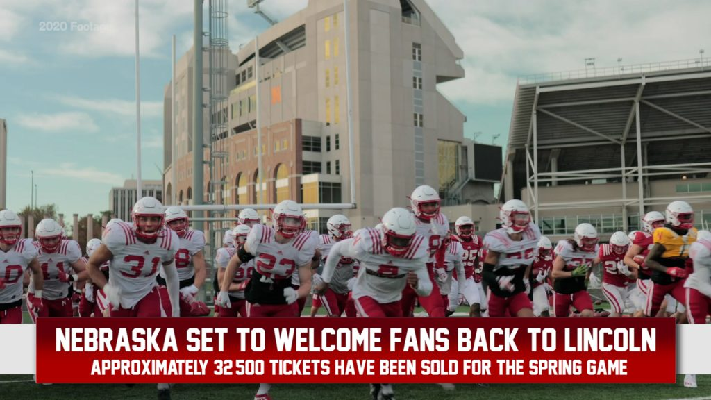 Sizing up the Huskers during Spring practice | HuskerChat | 2021 Spring Game