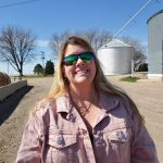 Women in Agriculture:  Kathy Abrahamson