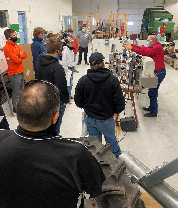 NCTA Discovery Day is April 12