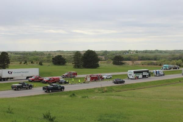Deputies find $570,000 during I-80 crash investigation