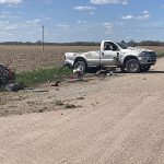 Sherman County accident results in rollover