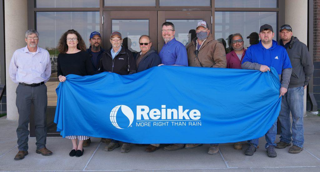 Reinke honored With Nebraska's Safest Company Award