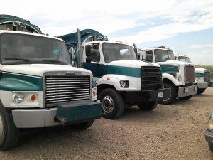 Dan's Sanitation Inc – Trash Truck Driver