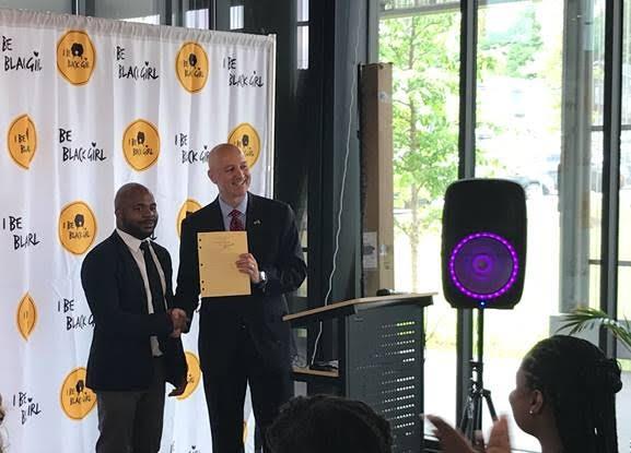 Gov. Ricketts Hosts Signing Ceremony for Legislation Strengthening Protections Against Race-Based Discrimination