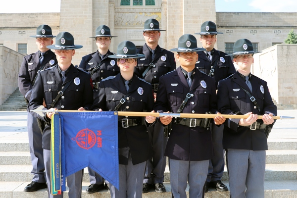 Nebraska State Patrol Graduates 64th Recruit Class