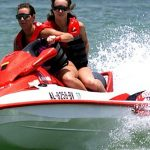 Teen injured in jet ski accident at Bridgeport