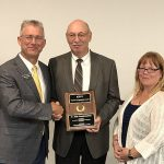 Dr. Grotelueschen honored by NRRA at annual meeting