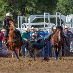 Cowboys, cowgirls claim gold at 2021 Buffalo Bill Rodeo