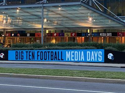 Big Ten Media Days