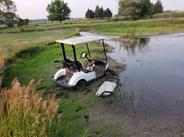 North Platte area golf course damaged by vandals