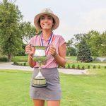 Kolbas Wins Girls' Amateur
