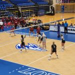 Lopers Win over Hastings College