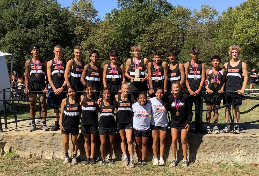 Lexington Competes Well in Kansas
