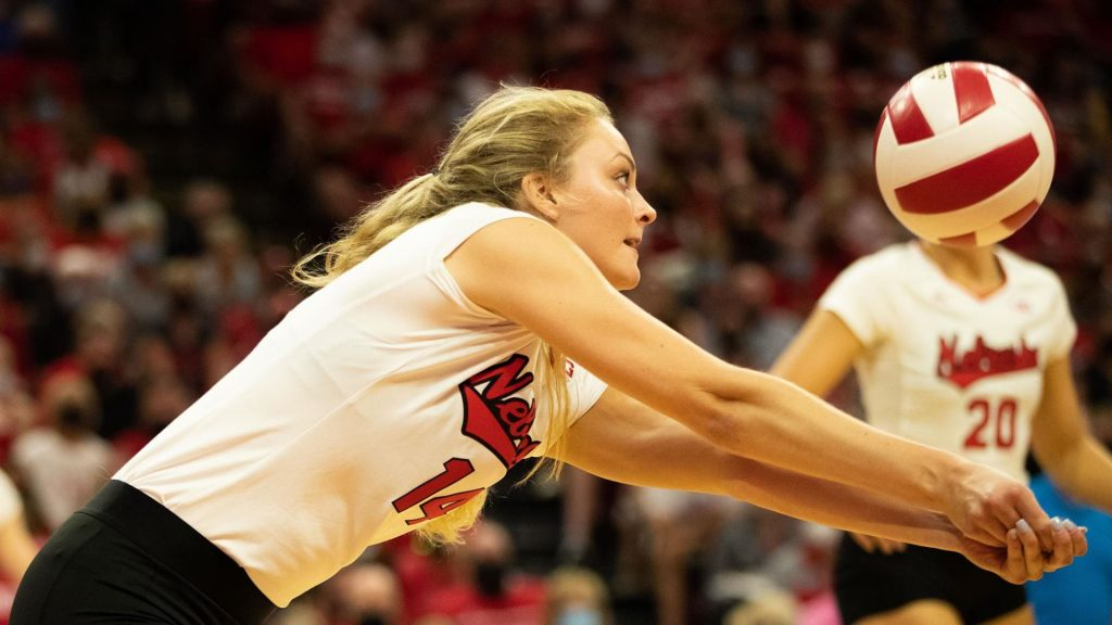 Huskers Drop 3rd in a Row