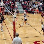 Amherst Wins big Road Match