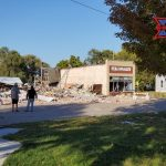 Cause of explosion sought that leveled building in Taylor