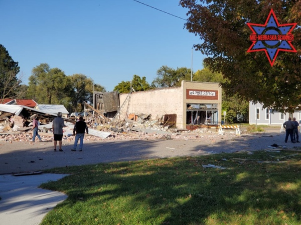 Explosion in Taylor under investigation, no injuries reported