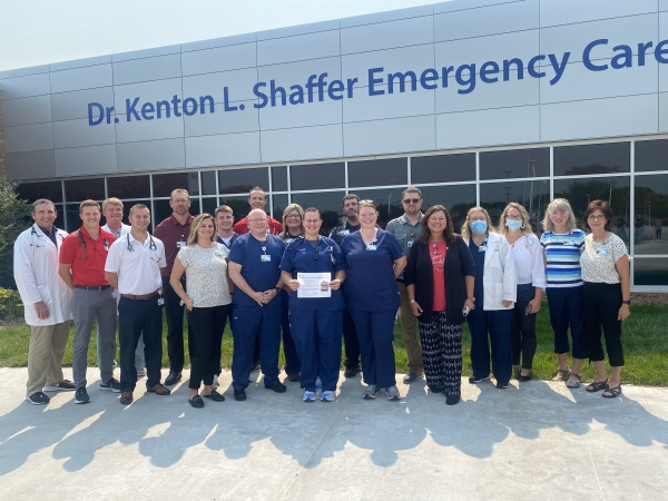 Good Samaritan recognized for quality stroke care by AHA