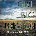 Lexington Community Foundation  will host Give BIG Lexington on Nov. 10th