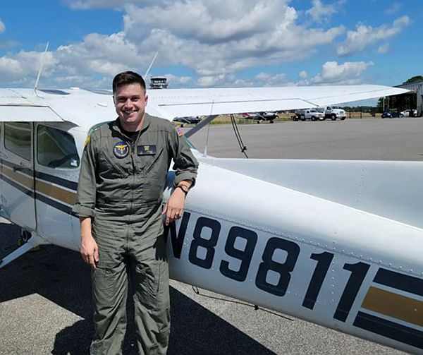 Naval cadet finds direction/purpose through MPCC