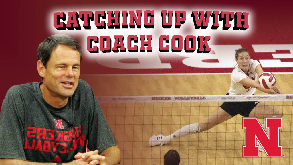 Ep. 1   Catching up with Nebraska Volleyball Coach John Cook   Sept. 30, 2021